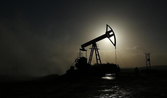 Brent petrol son 4 yılın en büyük haftalık düşüşünde