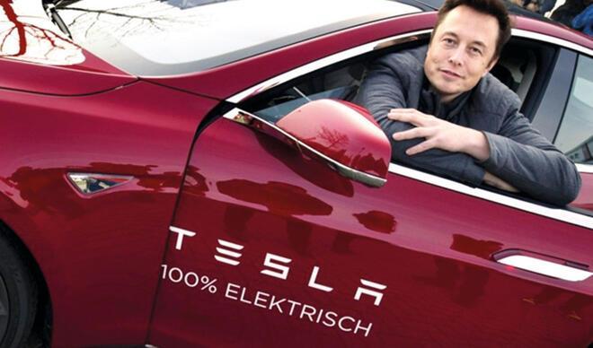 'Çevreci' Tesla'dan Orman Katliamı