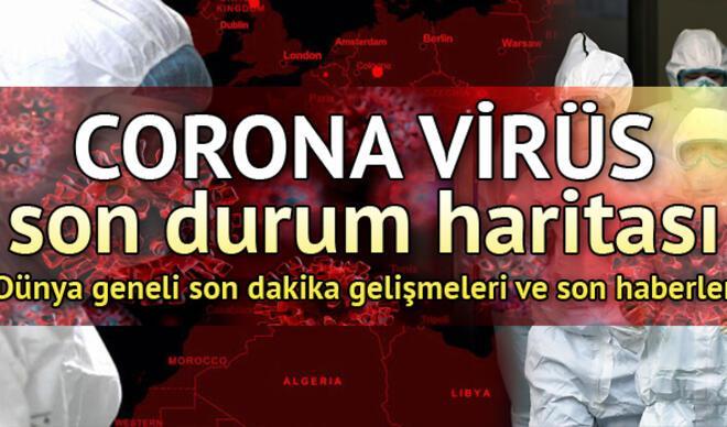 Corona Virüsü Türkiye 28 mart vaka ve ölüm sayısı.. Sağlık Bakanlığı Covid-19 Türkiye tablosu takip ekranı