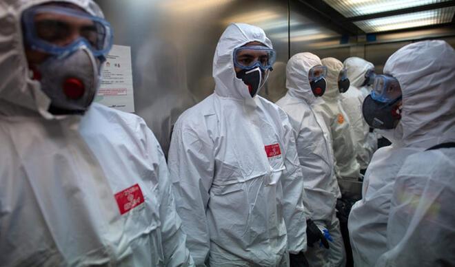 Son dakika haberler... İspanya'da bir günde 832 kişi Corona Virüsü nedeniyle hayatını kaybetti