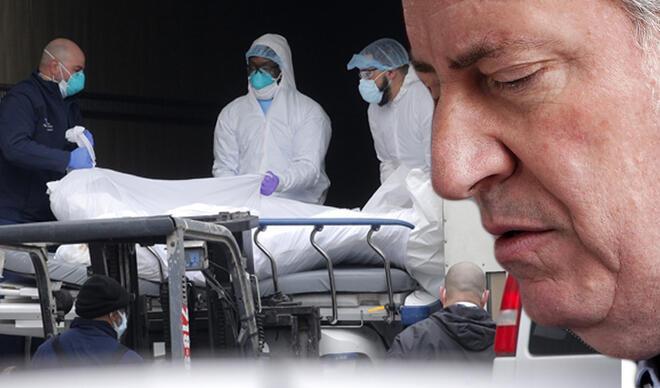 New York'ta corona virüsten her 2.9 dakikada bir insan öldü