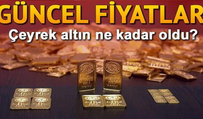 Altın fiyatları ne kadar oldu? Gram ve çeyrek altın yükseldi mi? 2 Nisan 2020 anlık tam, yarım altın fiyatları
