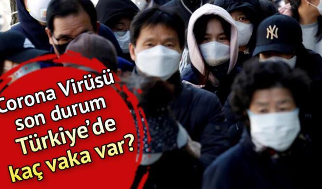Corona Virüs Türkiye son durum haritası 2 Nisan: Türkiye illere göre corona virüs vakaları.. Hangi ilde kaç vaka var?