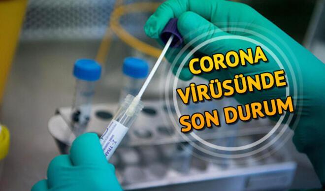 Corona virüste son durum.... Türkiye ve Dünyada ülkelere göre Koronavirüs ölüm ve vaka sayısı güncel veriler 2 Nisan