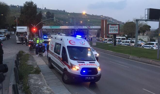 İzmir'de akılalmaz olay! Ambulansı kaçırdı, nedeni 'pes' dedirtti