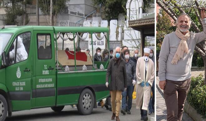 Ünlü profesör Corona Virüsten hayatını kaybetmişti! İstanbul'da acı veda