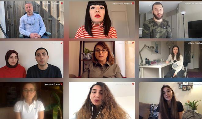Dünyanın dört bir yanındaki Türkler anlatıyor: 1 ayda dünyamız değişti