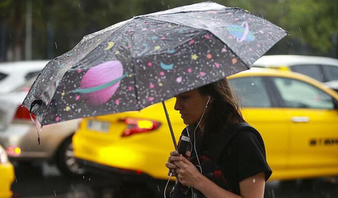 Meteoroloji uyardı: Kuvvetli fırtına bekleniyor