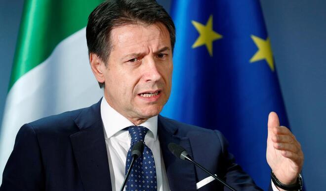 İtalya'da Başbakanı Conte'nin yakın koruması Kovid-19'dan hayatını kaybetti
