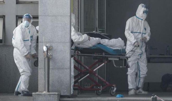 İngiltere'de Corona Virüsü nedeniyle 708 kişi daha hayatını kaybetti