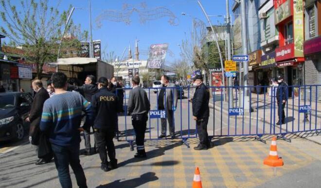 Düzce'nin Yığılca ilçesinde girişler sınırlandırıldı