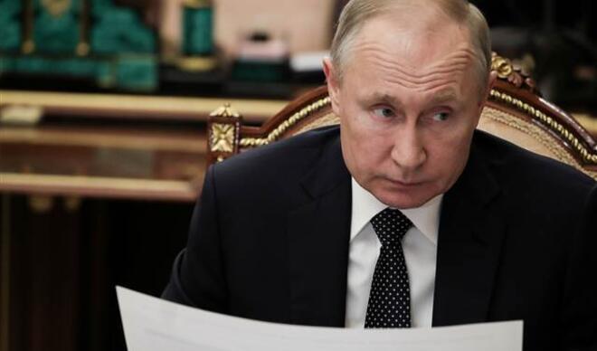 Rusya'dan Corona Virüs açıklaması: Putin sık sık test ediliyor