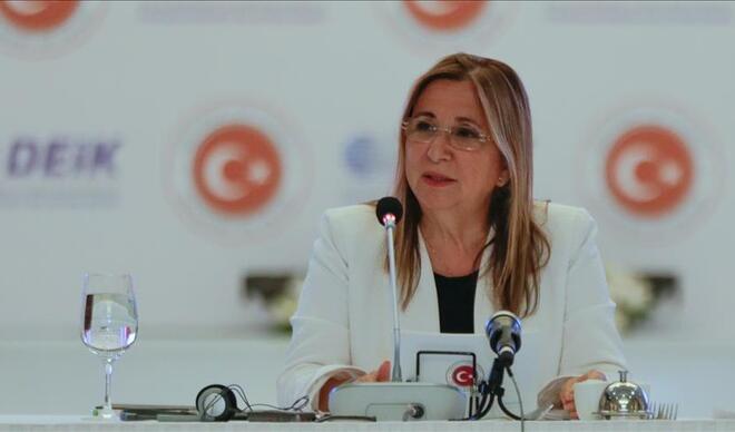 """Ticaret Bakanı Pekcan'dan """"Ramazan Bayramı"""" paylaşımı"""