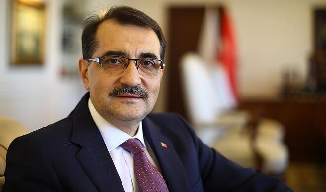 """Enerji ve Tabii Kaynaklar Bakanı Dönmez'den """"Ramazan Bayramı"""" paylaşımı"""