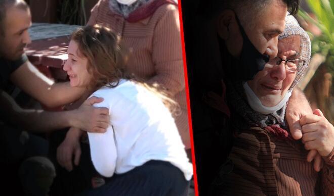 Antalya'da haberi alınca gözyaşlarına boğuldular
