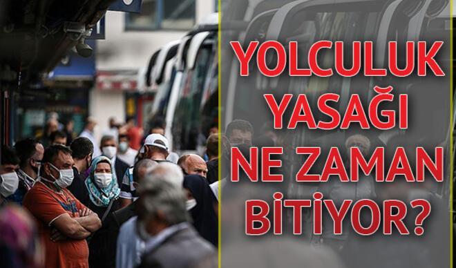 İstanbul'da seyahat yasağı ne zaman bitiyor? Yollar ne zaman açılacak? Açıklama geldi mi?