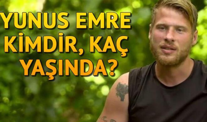 Survivor Yunus Emre kimdir, kaç yaşında, nereli?