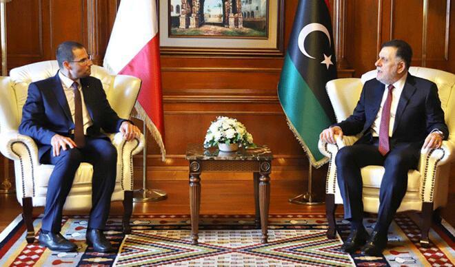 Libya ve Malta hükümetlerinden işbirliği anlaşması imzalandı