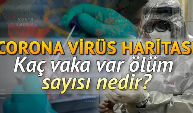 Türkiye ve dünyada koronavirüs vaka ve ölüm sayısında son durum: 30 Mayıs korona virüs (coronavirüs) tablosu