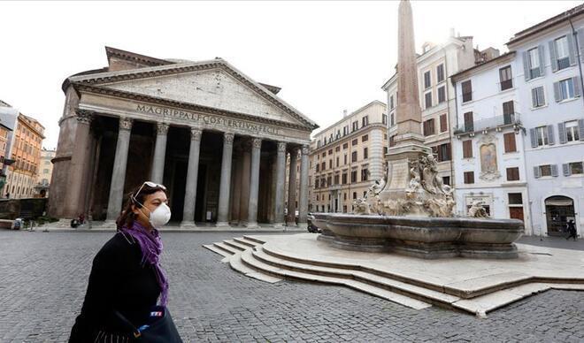 İtalya'da covid-19'dan ölenlerin sayısı 33 bin 415'e yükseldi