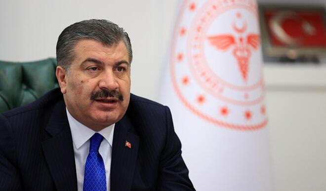 Son dakika haberi: Sağlık Bakanı Fahrettin Koca tarafından corona virüsü 5 Haziran son durum tablosu açıklandı!