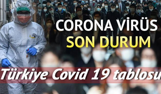 Corona Virüs haritası 5 Haziran gücel verileri: Türkiye tablosunda son durum nedir? Dünya genelindeki Covid 19 gelişmeleri