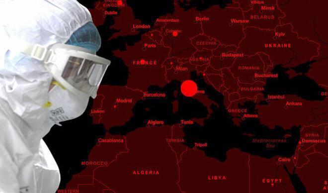 Dünya çapında Kovid-19'dan ölenlerin sayısında korkunç rakam!