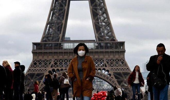 Fransa'da Kovid-19'dan ölenlerin sayısı 29 bin 142'ye yükseldi