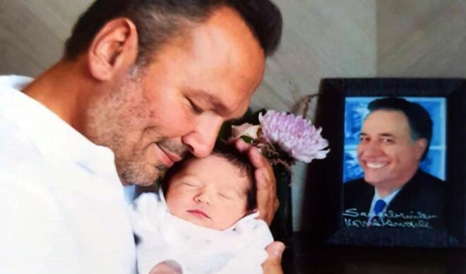 Ali Sunal'dan duygulandıran paylaşım: Şimdi Narin'in bana baba demesini bekliyorum