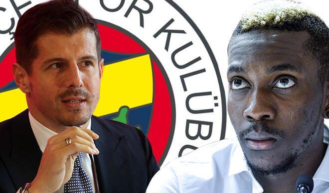 Son Dakika   Fenerbahçe'den Henry Onyekuru teklifi! Monaco'ya resmen...