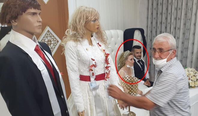 Bu düğüne gelen herkes önce şaşkına döndü sonra…