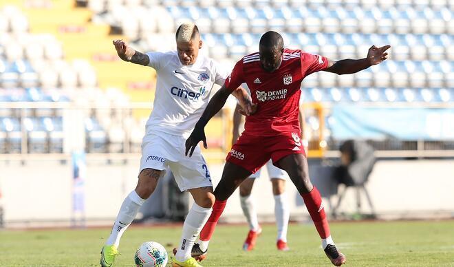 Kasımpaşa-Sivasspor maçından en özel kareler!