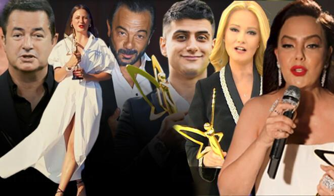 Son dakika: 46. Pantene Altın Kelebek Ödülleri sahiplerini buldu! İşte ödül kazananlar
