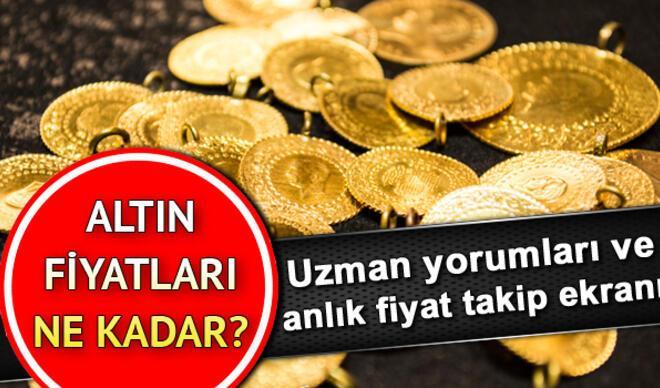 Altın fiyatları ne olacak? 9 Temmuz 2020 tam yarım, gram ve çeyrek altın fiyatları uzman yorumları!