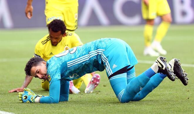 Gençlerbirliği - Fenerbahçe maçından fotoğraflar