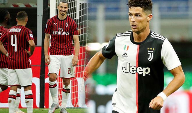 Milan 4-2 Juventus