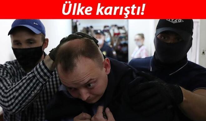 Rusya'da vatana ihanet!