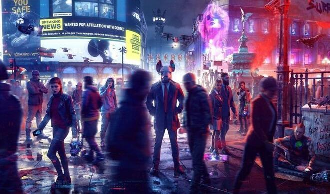 Watch Dogs: Legion geliyor: İşte çıkış tarihi