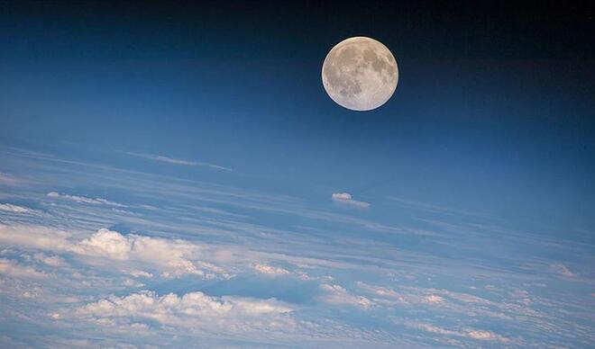 Ay, meğer 85 milyon yıl daha gençmiş!