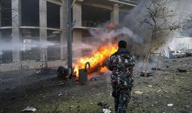 Lübnan Beyrut'taki patlamada son durum: Lübnan'da ne patladı? Lübnan'daki patlama anı ortaya çıktı