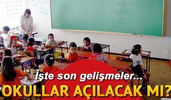 Son dakika haberi: Okullar ne zaman açılacak 2020? Milli Eğitim Bakanı Selçuk kararı duyurdu: Aşamalı olarak başlatıyoruz