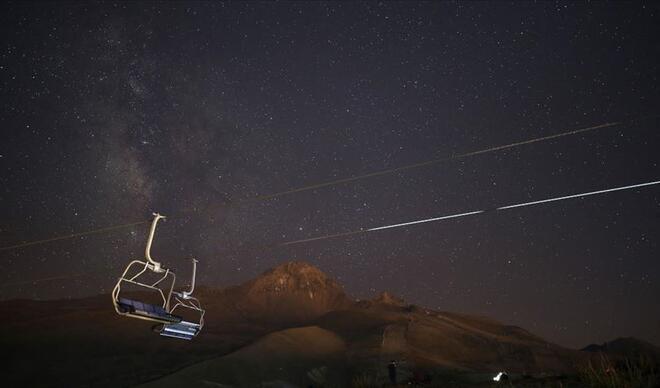 Göktaşı yağmuru ne zaman? İşte Perseid meteor yağmuru hakkında merak edilenler!