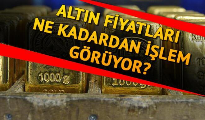 Son dakika: Altının alış ve satış fiyatı ne kadar? 13 Ağustos güncel altın fiyatları ve uzmanların altın yorumları