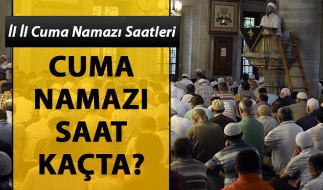 Cuma namazı saatleri: İstanbul, Ankara, İzmir'de cuma namazı saat kaçta? 14 Ağustos cuma namazı vakitleri