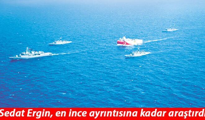 Akdeniz'de büyük çekişme... Kim, ne istiyor?