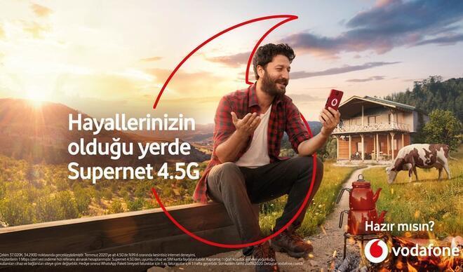 Vodafone'dan kullanıcılarına WhatsApp sürprizi