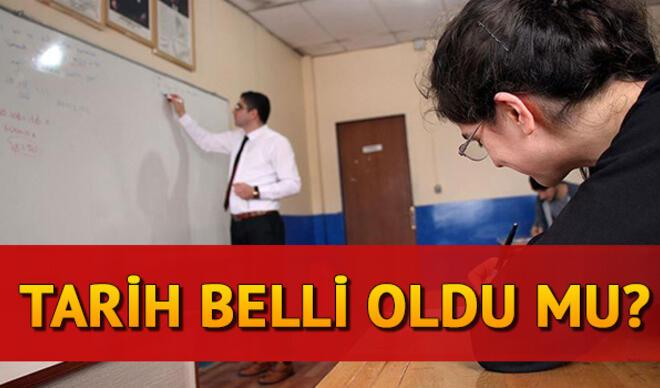 Liseler ve ortaokullar için okullar ne zaman açılacak? 9. 10. 11. ve 12. sınıflar için MEB son dakika açıklaması!