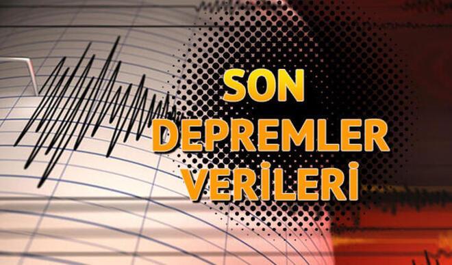 Son dakika depremler: İstanbul'da deprem mi oldu, nerede deprem oldu? Kandilli ve AFAD'dan İstanbul'da son deprem duyurusu!
