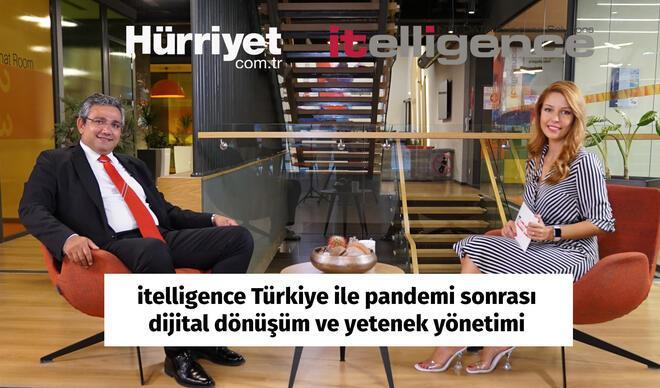 Çalışan sayısını %300 artıran itelligence Türkiye'den, istihdama tam destek!