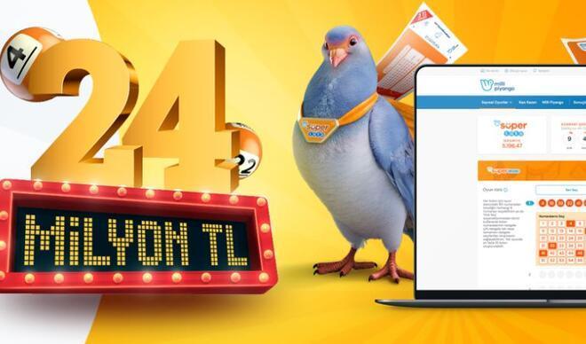 Süper Loto çekiliş sonuçları belli oldu - 1 Ekim 2020 Süper Loto sonuçları ve sorgulama ekranı millipiyangoonline.com'da